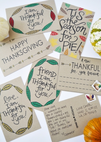 Thanksgiving CFAC