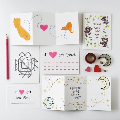Atiliay Valentines Cards for a Cause Campaign 2014