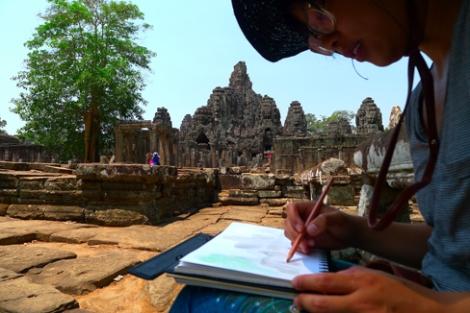 Santos in Cambodia