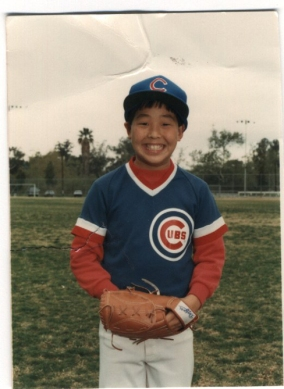 Sakai dreamed about a major league baseball career